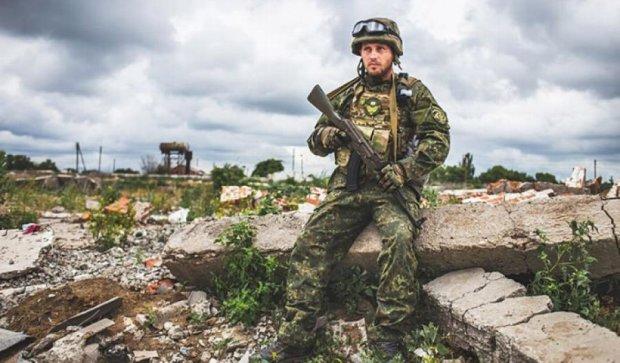 """Полк """"Дніпр-1"""" показав як воює у секторі """"М"""" (фото)"""
