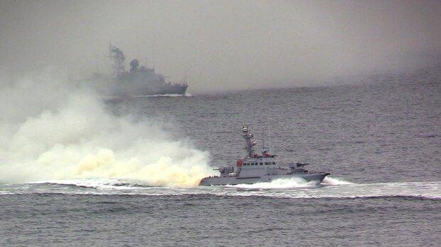 Военные корабли Украины открыли огонь в Черном море: цели уничтожены
