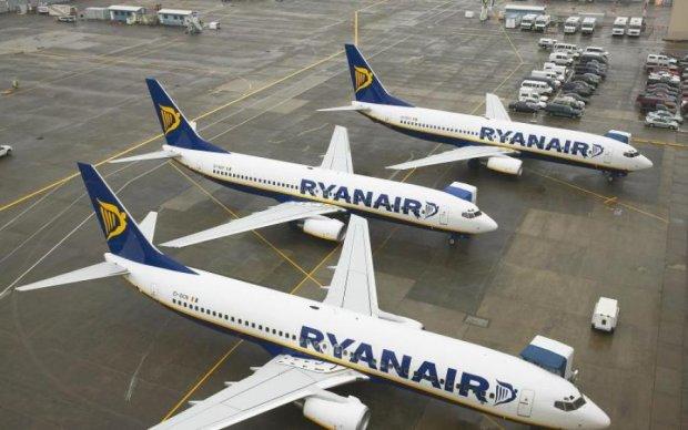 Дурная шутка: в Бельгии заминировали самолет Ryanair
