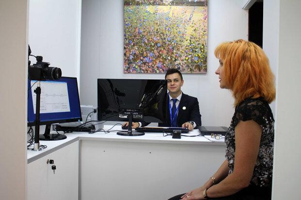 Фотографирование на паспорт, фото - ГП Документ