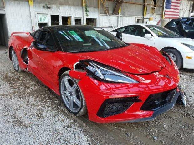 2020 Corvette C8, carscoops