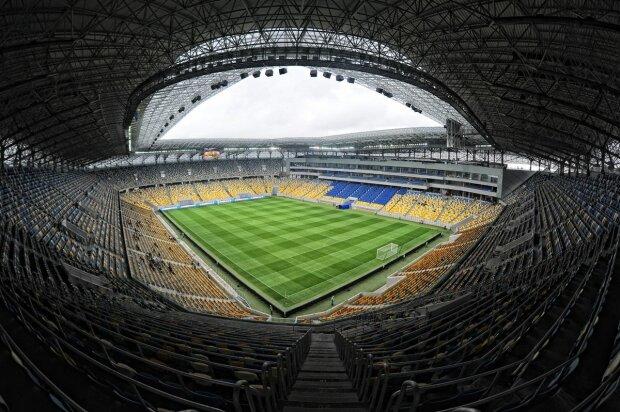 """""""Арена Львов"""" в связи с военным положением может стать домашним стадионом нескольких украинских клубов"""