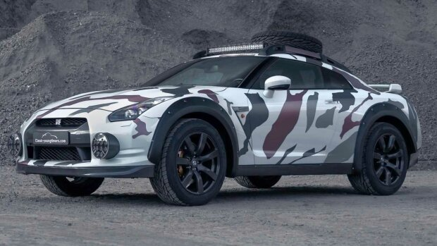 Nissan GT-R, carscoops