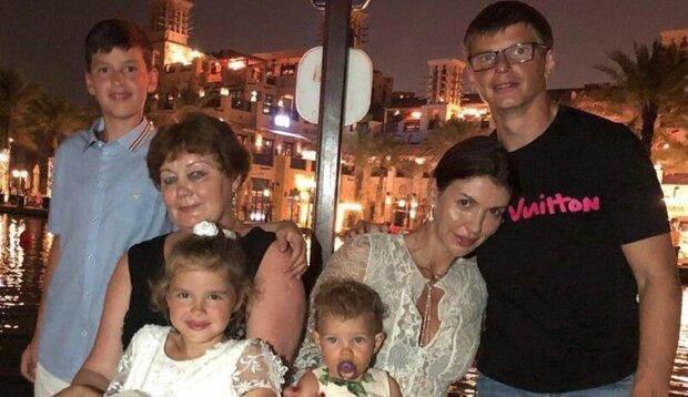 семья Аршавина, фото с соцсети