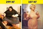 Весила 299 килограмм: девушка взяла себя в руки и стала другим человеком - история великой победы