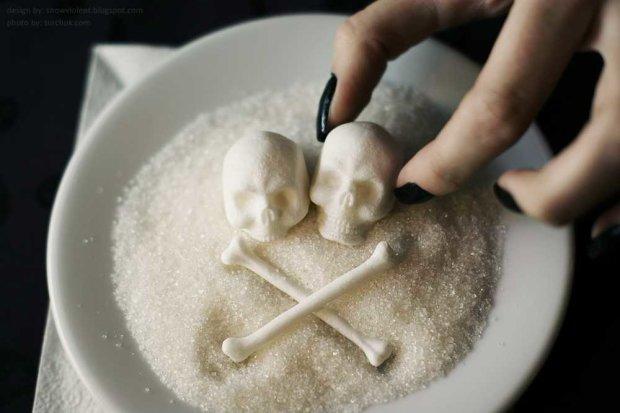 Вот, что происходит с организмом, когда мы едим сахар: 8 нежелательных изменений