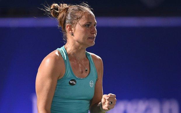 Украинская теннисистка наказала россиянку