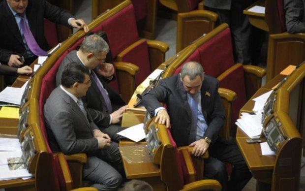 "Парламент ждет ""сделка века"""