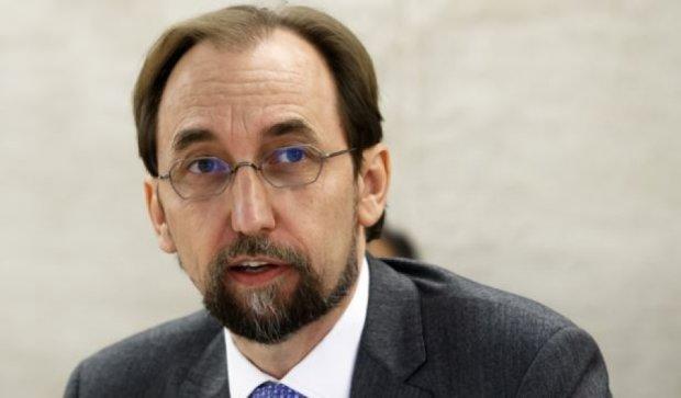 ООН стурбована переслідуванням критиків уряду в Росії і Китаї