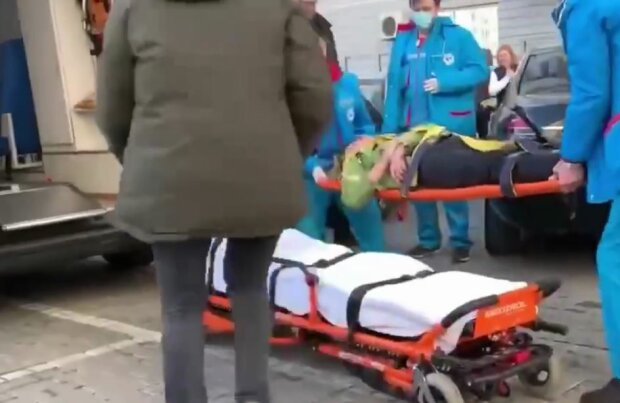 В Одесі чоловік випав з 23-го поверху, фото: Telegram