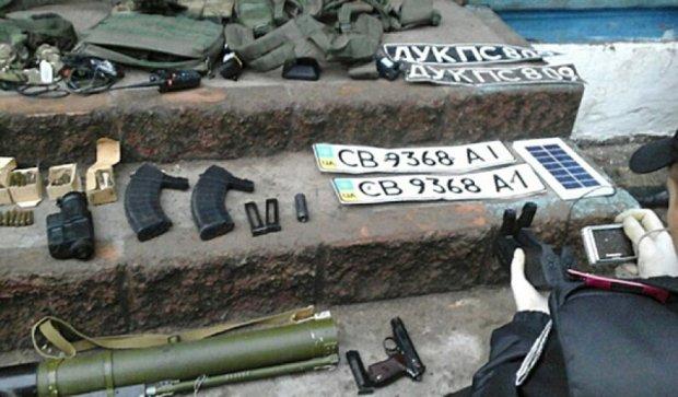 Мешканці Рівненщини затримали бандитів з вибухівкою (фото)