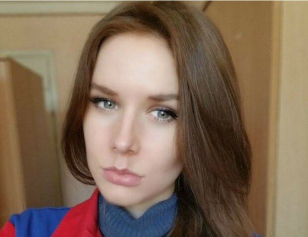 Аліса Грищенко, лікар з Чернівців, фото з фейсбук