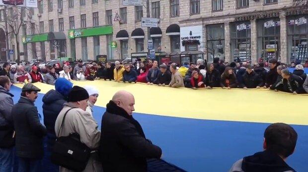 Начало Революции Достоинства: 10 дней, изменившие Украину и мир навсегда