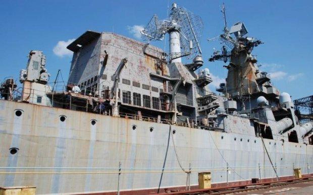 Відмучився: крейсер із знаковою назвою пустять на металобрухт