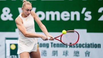 Лопатецька перемогла в 11 матчі поспіль у Гонконзі