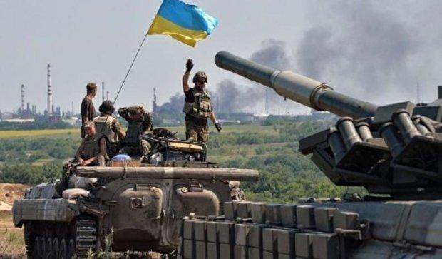 Марчук про розведення сторін на Донбасі: вчимося виганяти окупанта