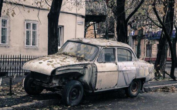 Україна на колесах: які машини дісталися наших водія