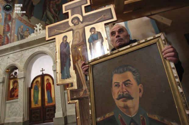 Церковь имени Сталина: украинцам объяснили,что не так с УПЦ МП