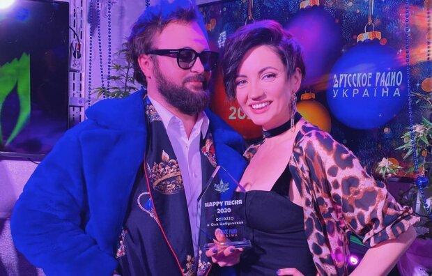Оля Цибульська і Дзідзьо, instagram.com/cybulskaya
