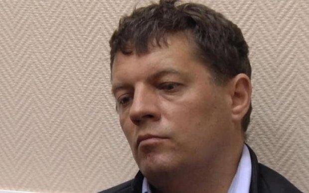 Сущенко поговорив з батьком вперше з моменту арешту