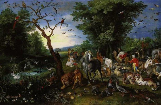 Загадка Всемирного потопа и Ноева ковчега раскрыта: Библия обманула все человечество