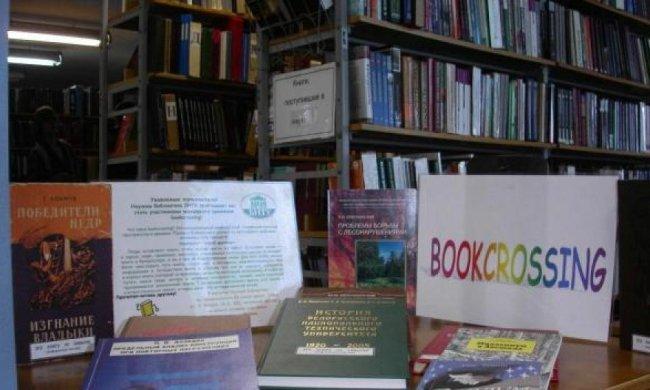У київському метро почнуть обмінюватись книгами