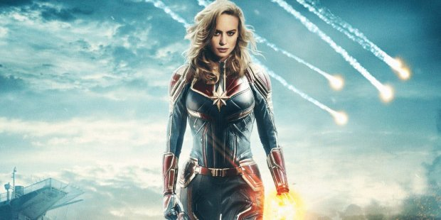 Капитан Марвел: появились кадры блокбастера о легендарной супервуман