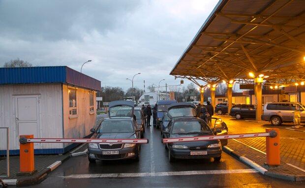 На кордоні, фото Уніан