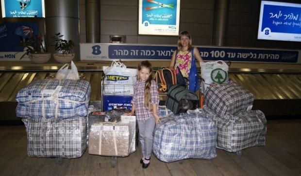 Эмигрантов из Украины в Израиль стало в два раза больше