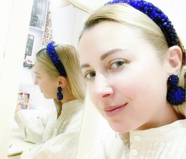 """Схудла Тоня Матвієнко зізналася в коханні Арсену Мірзояну стрункими ніжками: """"Я твій метелик"""""""