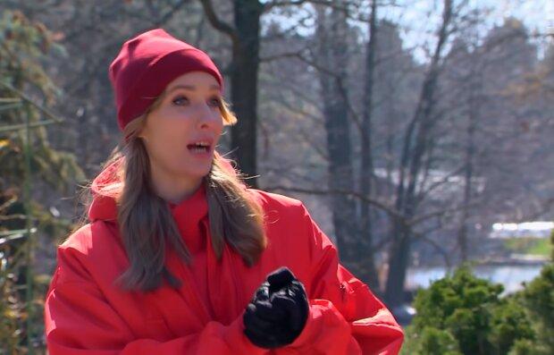 Оля Полякова - Скріншот з відео