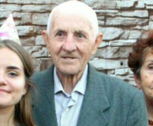 На Харківщині шукають сивого дідуся - нічого не пам'ятає, худий, як тріска