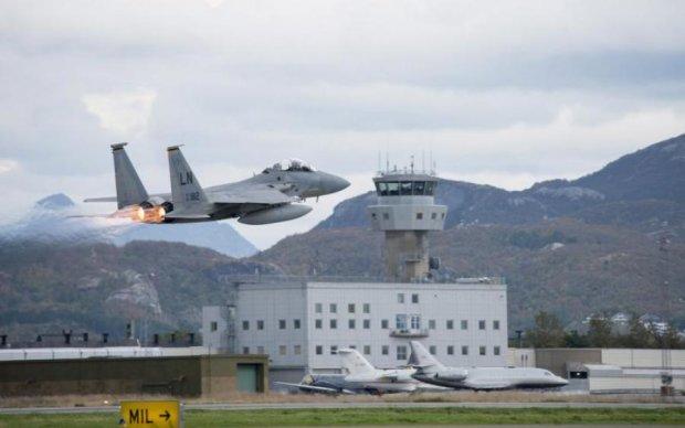 Найбільші авіанавчання НАТО стартували під боком у Путіна
