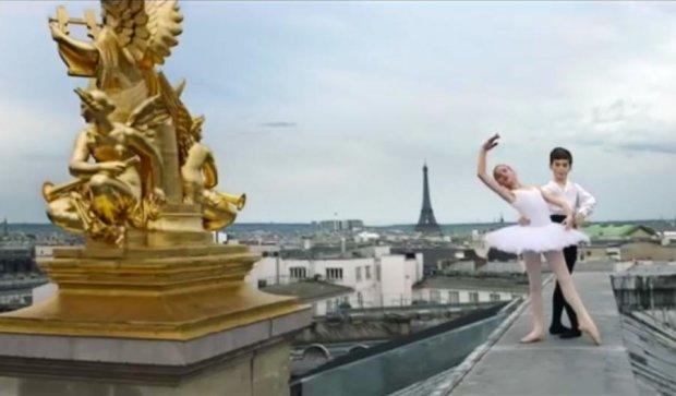 У мережі з'явився дивовижний новий промо-ролик Парижа
