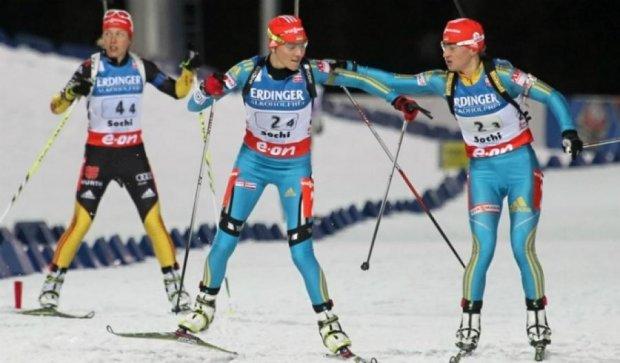 Українці завоювали бронзу на Кубку світу з біатлону