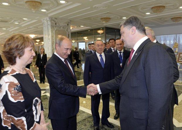 Путин облажался перед Порошенко: все по Фрейду