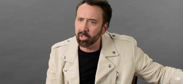 Николас Кейдж, фото: скриншот из видео