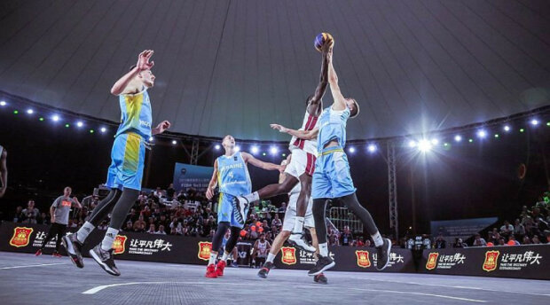 Украинский Майкл Джордан: харьковчанин стал вице-чемпионом мира по баскетболу
