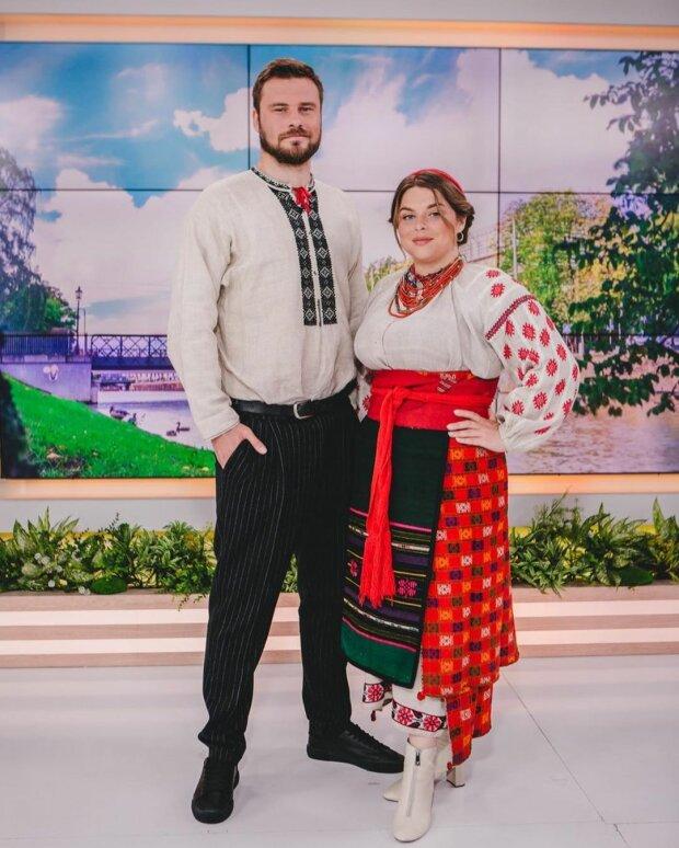 Єгор Гордєєв і Неля Шовкопляс