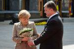 Будинки Порошенка та Меркель порівняли одним фото: різкий контраст впадає у вічі