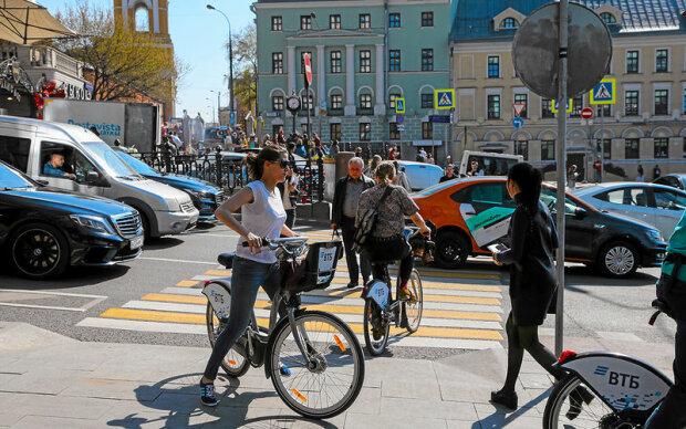 Велосипедисты, фото: youtube