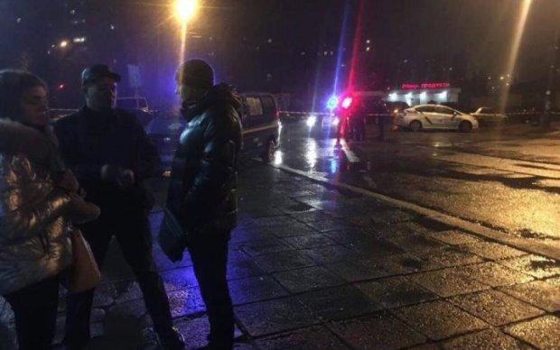 Перестрелка посреди Одессы, есть жертвы