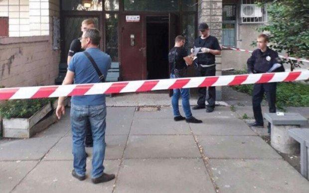 Убийство в Киеве: жертвой оказался ветеран СБУ
