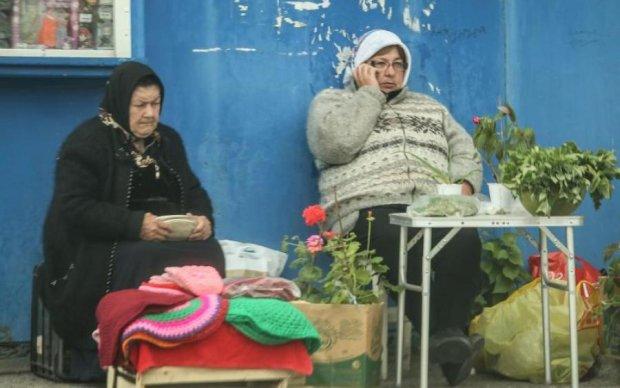 Задержка пенсий: украинцам дадут в долг