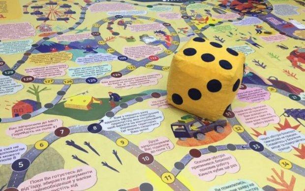 Поиграть в переселенцев, как в Бинго: настольная игра возмутила украинцев