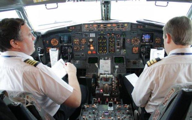 Навчання українських пілотів ледь не закінчилися трагедією