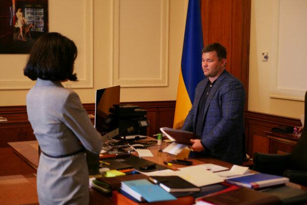 Андрей Богдан, Украинская правда
