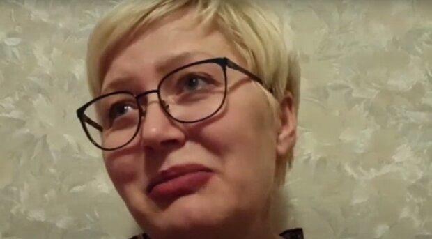 Лариса Ницой, скриншот: Youtube