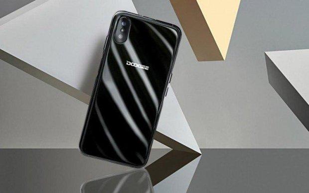Doogee X55: безрамковий смартфон, доступний кожному