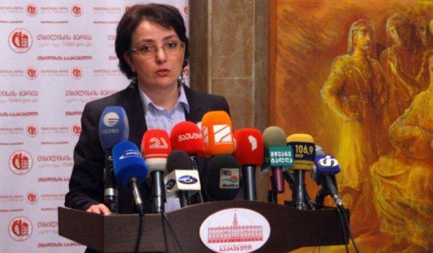 Минобороны Грузии впервые возглавит женщина